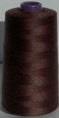 Sewing Machine & Overlocker Thread - Peat Brown